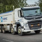 Volvo FM460 on Tarmac Contract