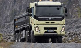 Volvo FMX - New 2020 Model ready for Order now