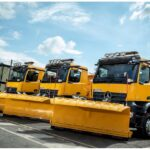 Mercedes Arocs Gritters for COuncil