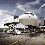 Econic as an Airport Scissorlift