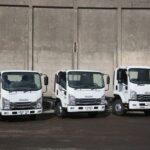 Isuzu Truck Lineup
