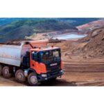 Scania G540 XT 10x4 Heavy Duty