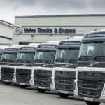 Slam Transport Volvo FH Fleet