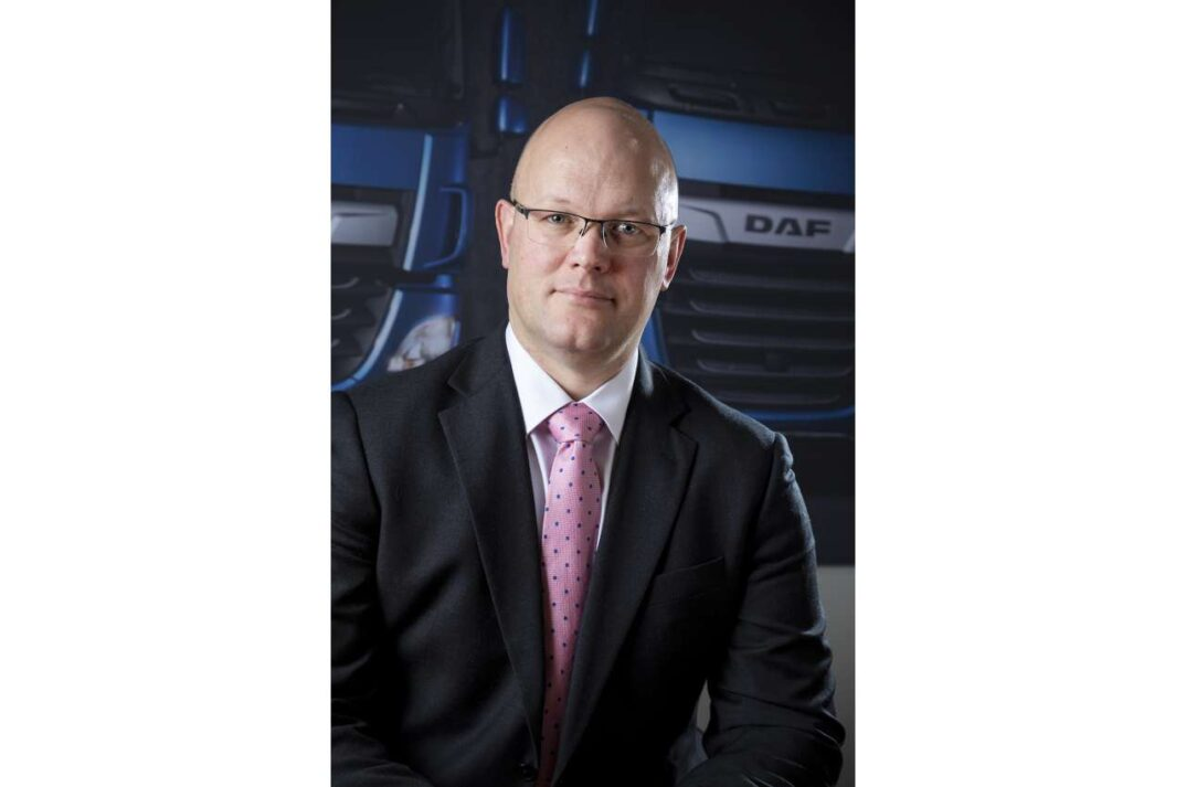 Laurence Drake - Managing Director, DAF Trucks