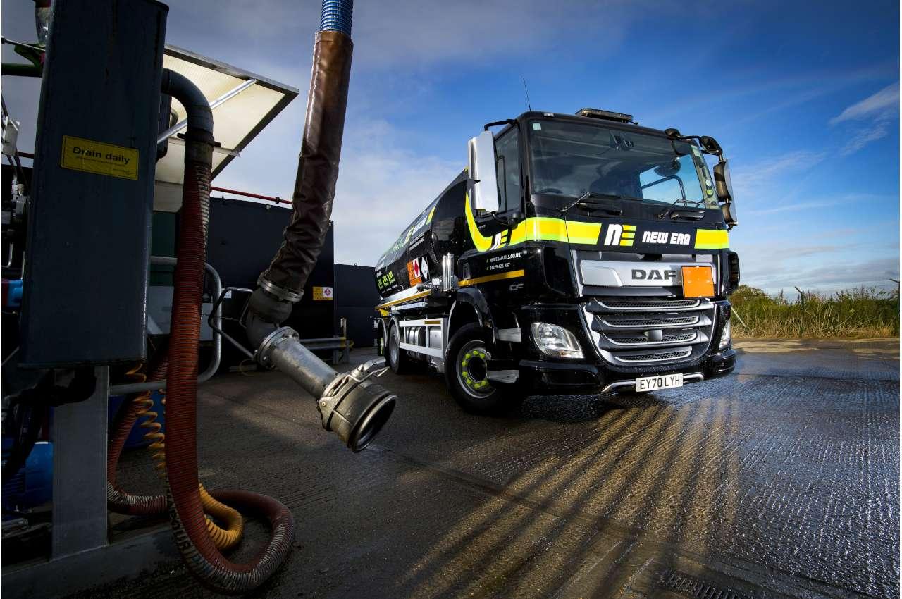 New ERA Fuels DAF CF Tanker