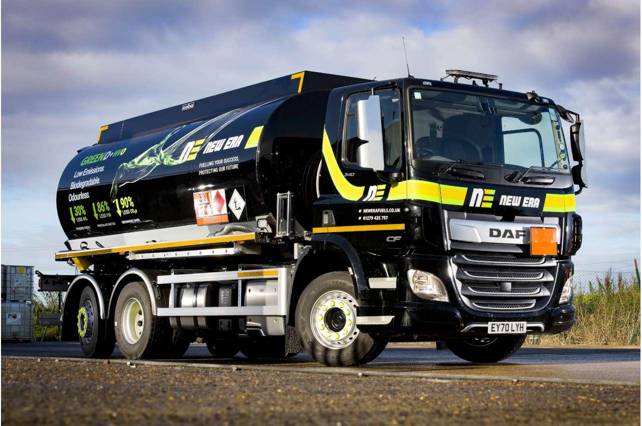 New ERA Fuels DAF CF Tanker 1