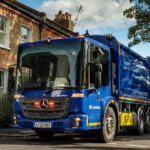 Mercedes Econic Refuse Truck fleet sale