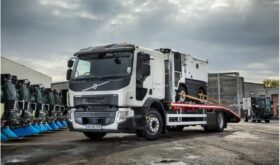 Volvo FE250 with Beavertail