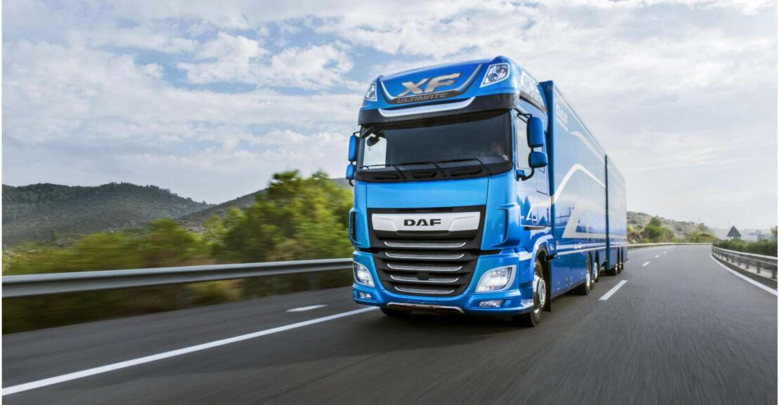 DAF XF Ultimate
