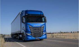 Iveco S-Way with Iveco ON Safety Reporting