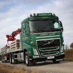 F.G. Bond & Son's Volvo FH500 Drawbar Combination