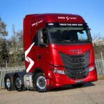 Iveco S-Way 570 6x2 Tractor Unit now available in Right Hand Drive