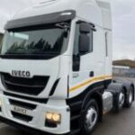 Iveco Stralis Used Tractor Unit