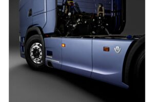 Scania S Series Side Skirts