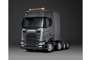 Scania S Series 8x4 Tractor Unit - Very Specialist!