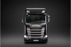 Scania 540S from the new S Series Range