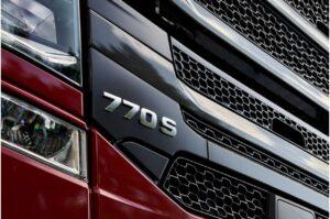 Scania S Series 770S Badge
