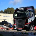 Iveco S-Way Left Hand Drive for UK Operator