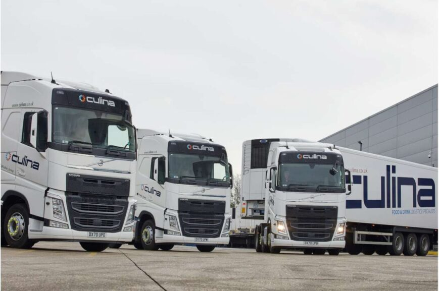 Volvo FH460 Ttractor Units for Culina