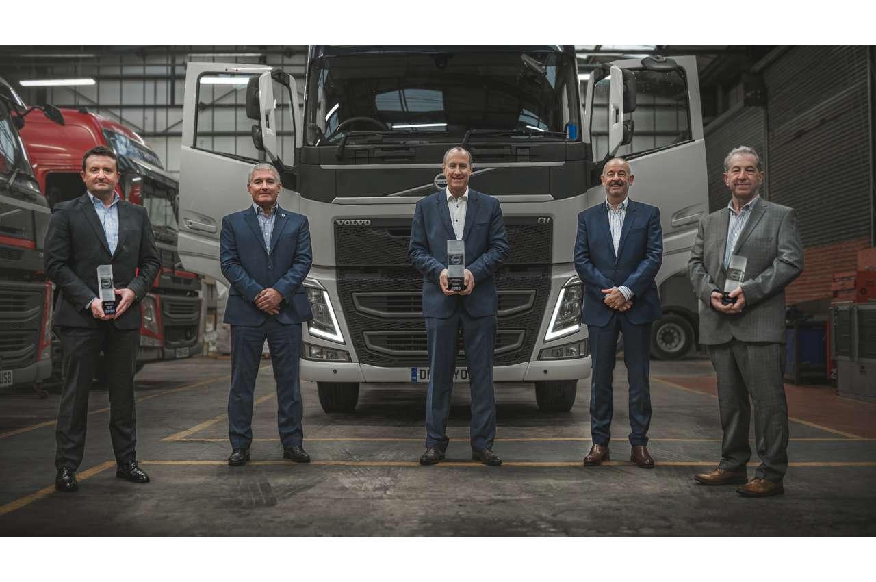 Thomas Hardie - Volvo Truck Dealer - Directors