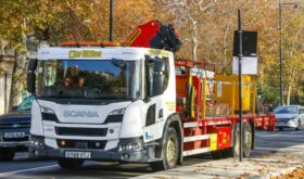 Scania L-Series Truck