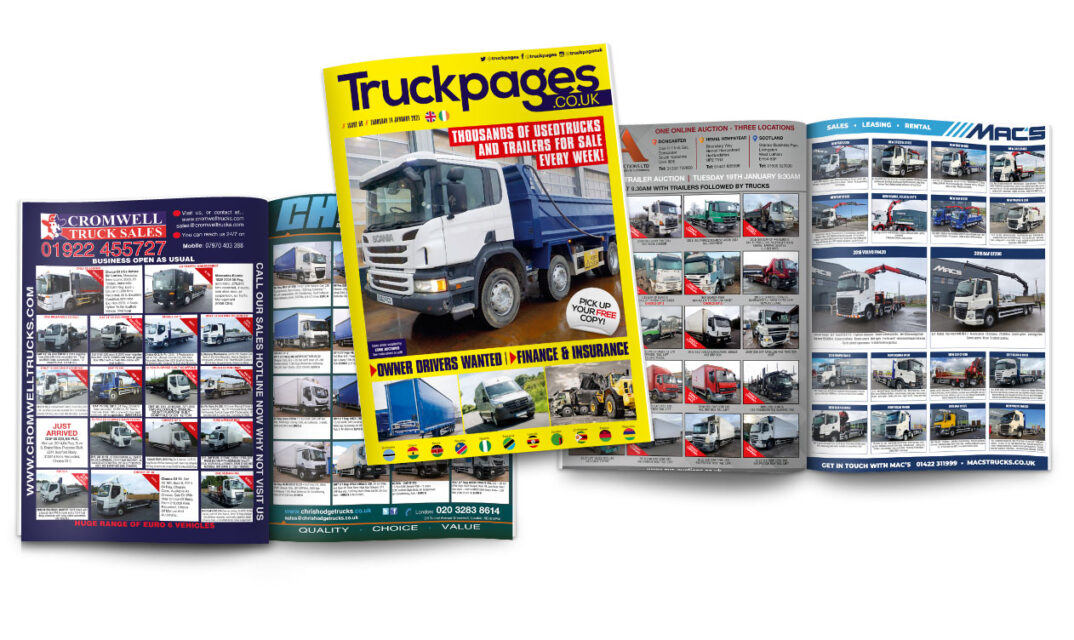 Truckpages issue 50 Overview