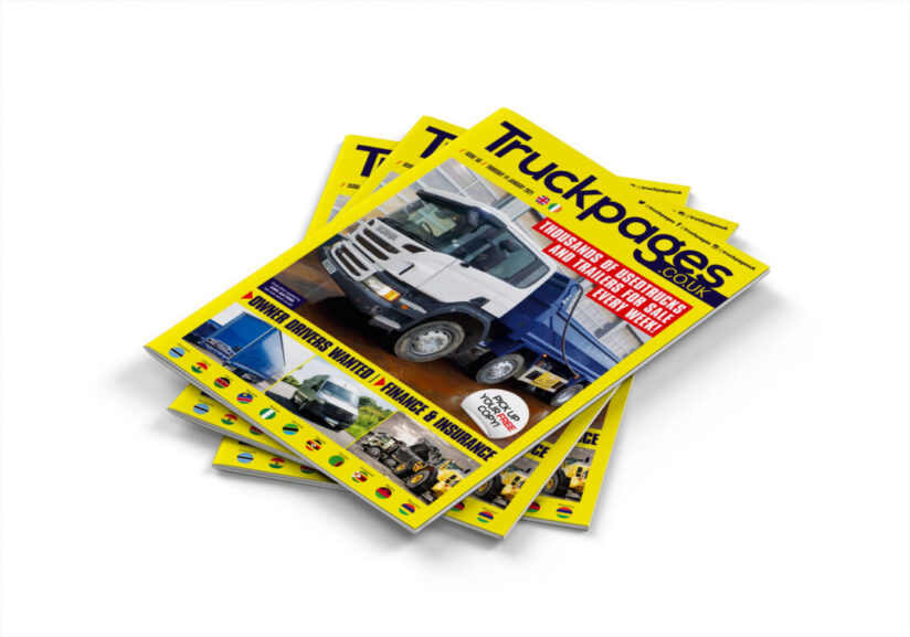 Truckpages Issue 50
