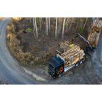 Scania liftable tandem bogie