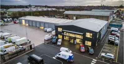 Midland Truck & Van's 11 Bay Workshop Plus ATF Facility
