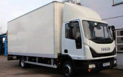 7.5 tonne box Truck