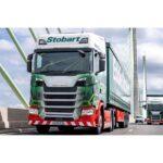 Eddie Stobart Scania 2021