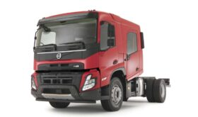 Volvo FMX Fire Truck Crew Cab