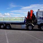 32 tonne 8x2 Truck