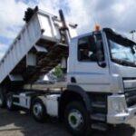 32 tonne 8x4 Truck