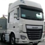 DAF XF Super Space High roof cab