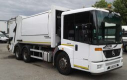 Mercedes Econic Low Entry Cab