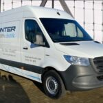 Mercedes eSprinter electric van for sale