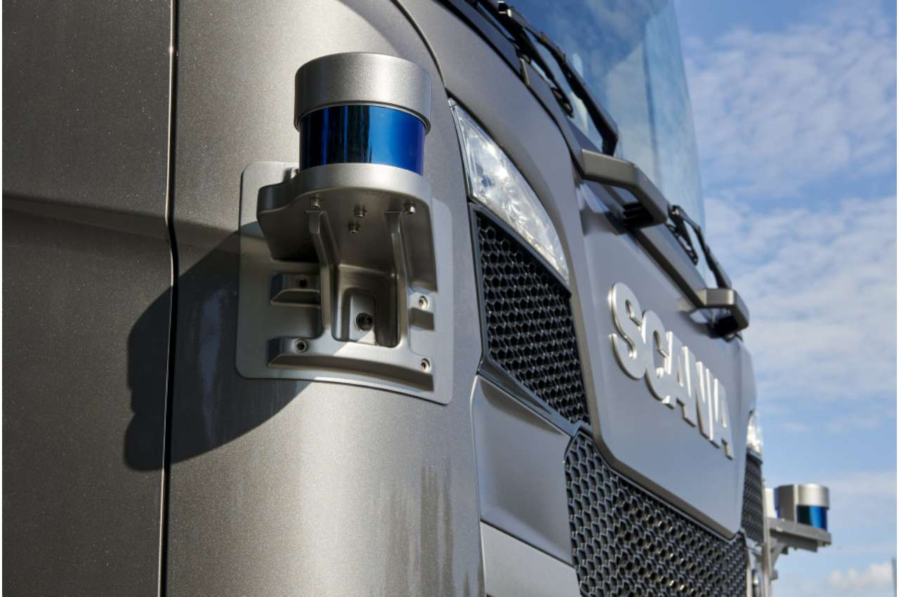 Scania Self Driving
