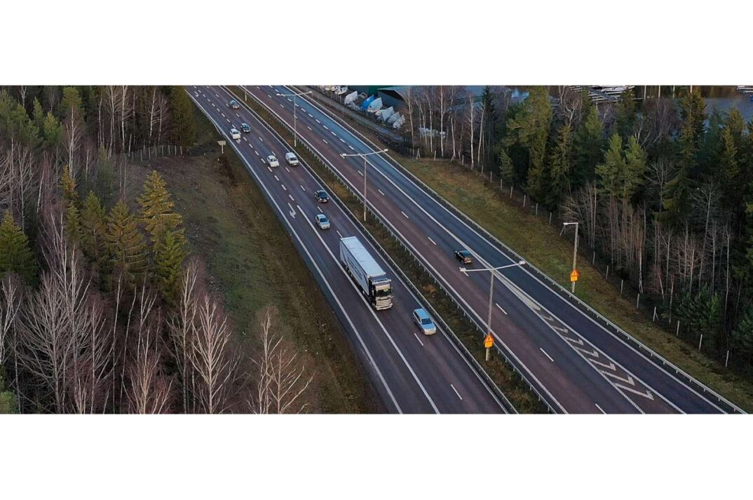 Scania Autonomous Driving Motorway