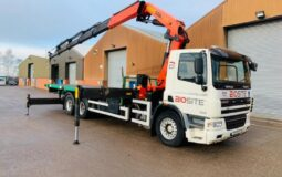 Used DAF CF75.310 6x2 for Sale