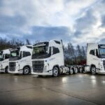 Volvo FH LNG Tractor Units