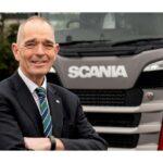 Paul Brady, Dealer Director for Scania South East