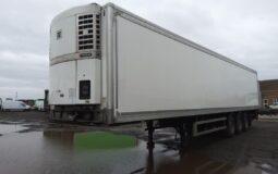 Montracon Fridge trailer