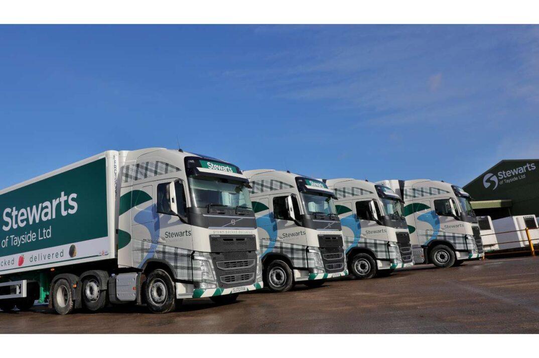 Volvo FH Fleet Purchase