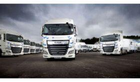DAF Trucks fleet - Facilities