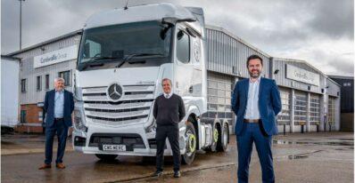 Cordwallis Mercedes Truck Repairer