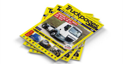 Truckpages Magazine covers Issue 59