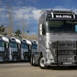 Volvo FH500 Tractor Units