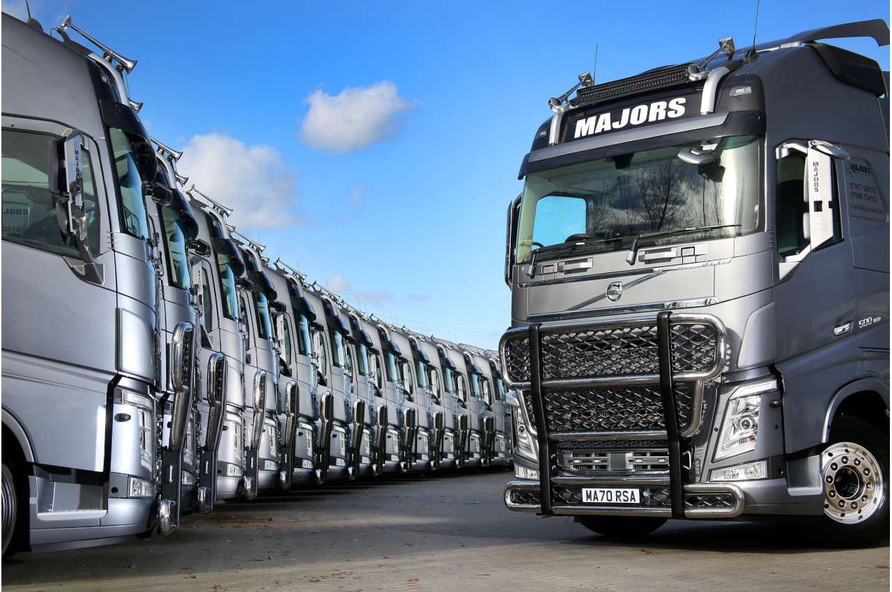 Volvo FH500 Unlimited Lineup