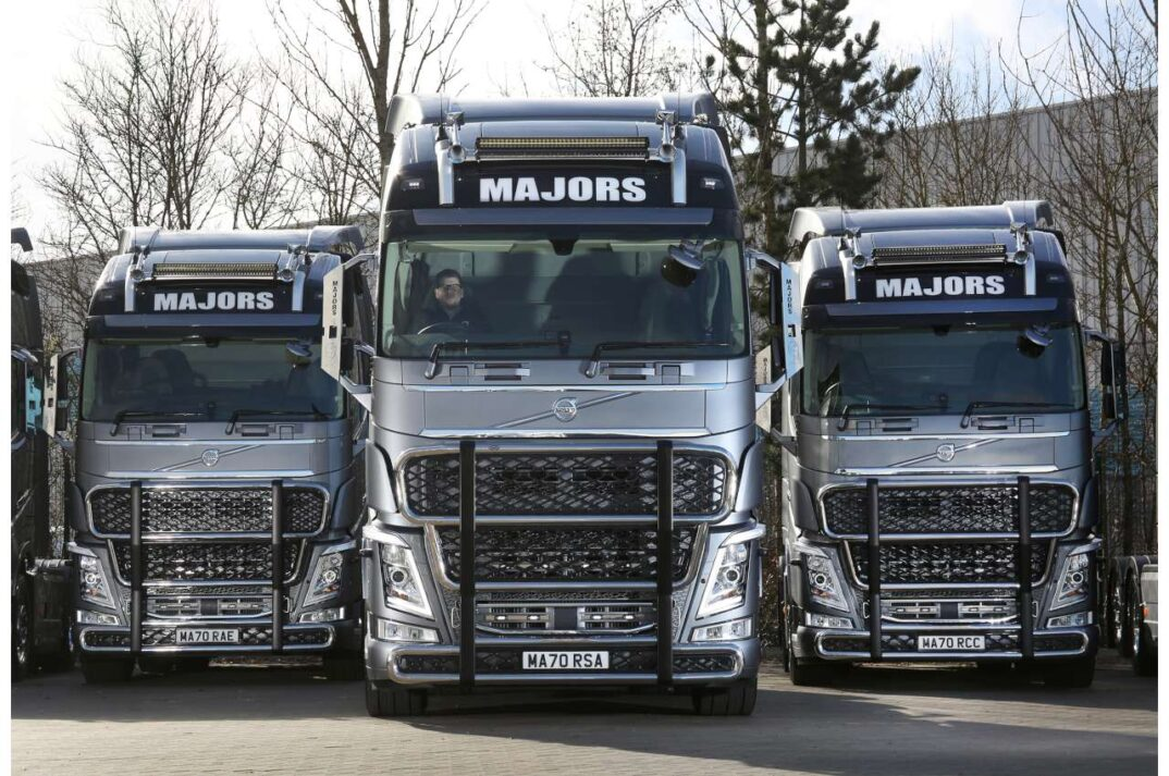 Volvo FH Tractor Units lineup 2021